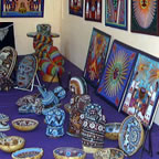 huichol crafts